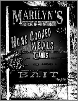 Marilyn's (Vampire Series)