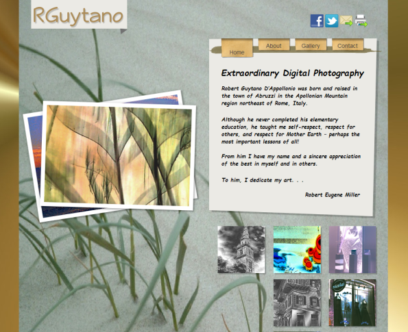 RGuytano Home Page (Large)
