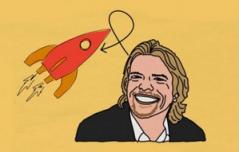 Richard Branson (cartoon)