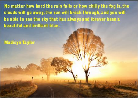 M Taylor - The Sun Will Break Through